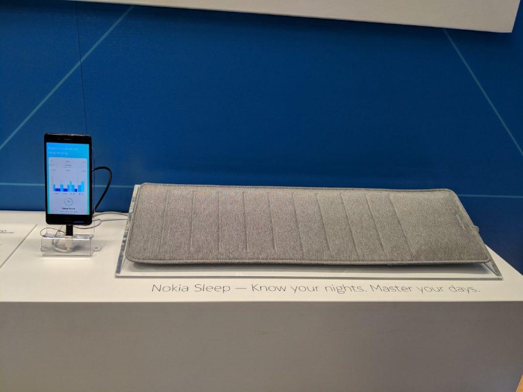 Nokia Sleep Sensing Pad