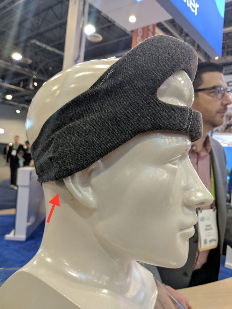 Sleep products at CES 2018 — from the eye of a scientist